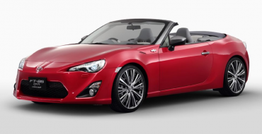 Rumor: Are We Getting an FR-S Convertible and 4-Door?