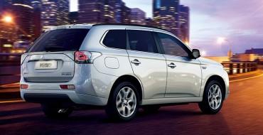 Outlander PHEV Wins Best Alternative Fuel Vehicle