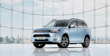Europe Gets Outlander PHEV GX3h 4Work Van