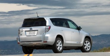 Sayōnara: Toyota Confirms Discontinuation of RAV4 EV