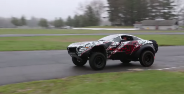 Local Motors Rally Fighter Takes to Lime Rock Park