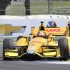Honda Leads Grand Prix of Indianapolis