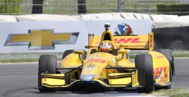 Honda Leads Grand Prix of Indianapolis