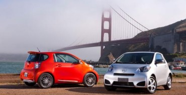 Win a 2014 Scion iQ in the Blick Car Sweepstakes
