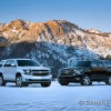 Full-Size Chevy SUVs Boast Fast Turn Rates