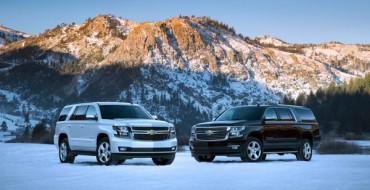 Full-Size Chevy SUVs Boast Fast Turn Rates