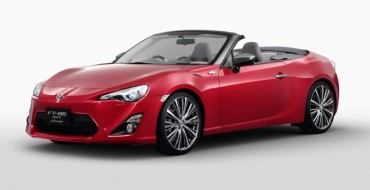 Rumor Mill: Toyota GT86 Lineup to Expand, Include Convertible and Sedans
