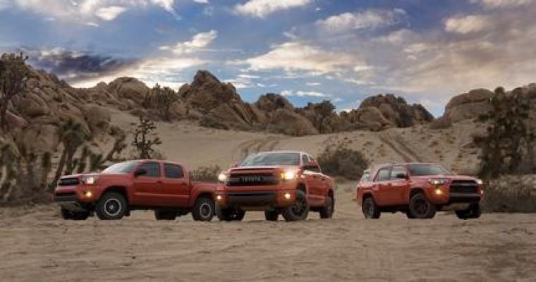 Toyota TRD Pro Off-Road Kits Take Trucks to the Next Level