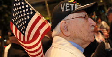 Ford Fund Sponsors Honor Flight for 50 WWII Vets
