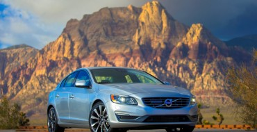 2015 Volvo S60 Overview