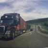 Volvo Truck Driver Spares Puny Human, Hatchback