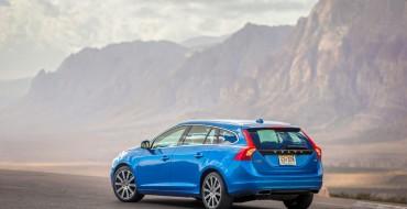 2015 Volvo V60 Overview