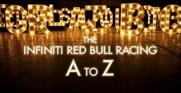 "Infiniti Red Bull Racing Launches ""A to Z of Formula One"" Mini Series"