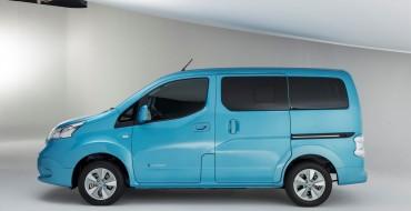 Nissan e-NV200 Global Production Begins in Barcelona