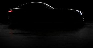 Mercedes-AMG GT Teaser Means It's Coming Sometime We Think