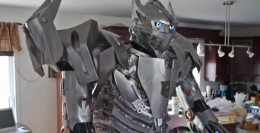 8 Best Homemade Transformers Costumes on Earth