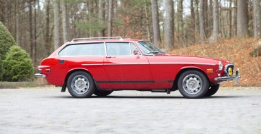 1973 Volvo P1800ES Sport Wagon Sells for $92,000