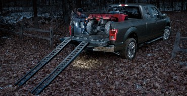 2015 F-150 Wins Yankee Cup for Trucks