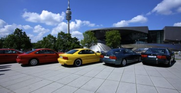 Celebrating 25 Years of the BMW 8 Series