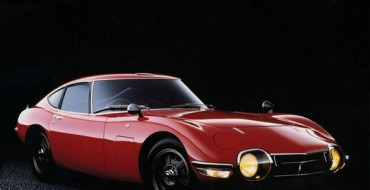Smackdown: Tree Takes On Rare Toyota 2000GT