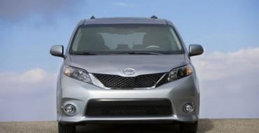 2013 Toyota Sienna Overview