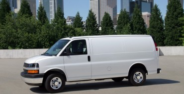 GM Half-Ton Vans Nixed for 2015