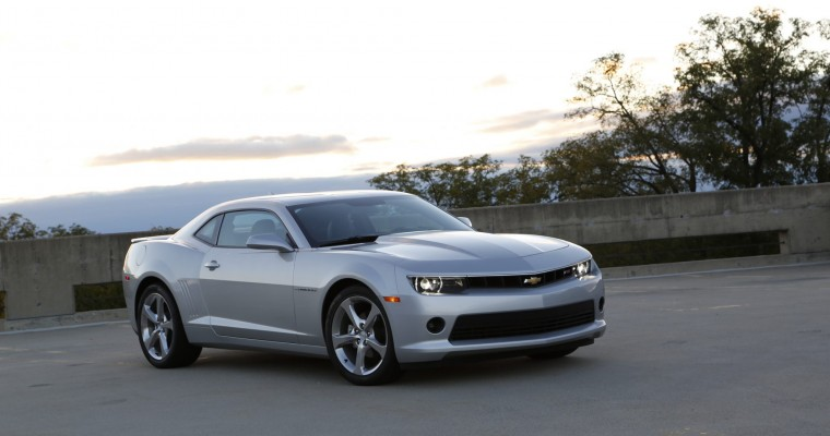 Current-Gen Chevy Camaro Recall — And More