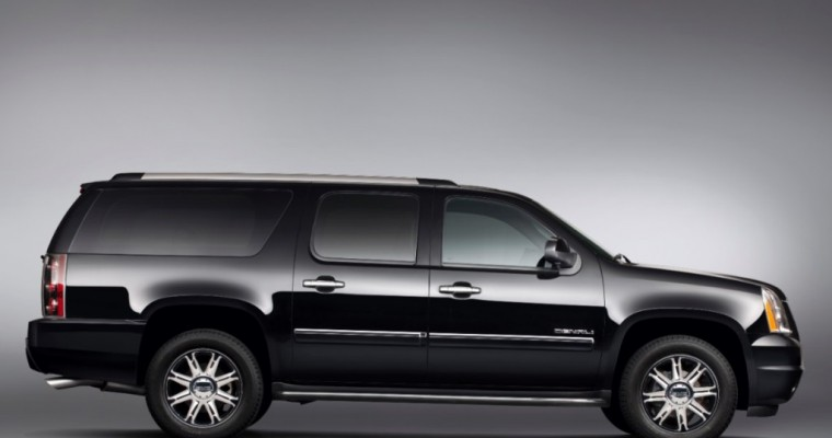 2014 GMC Yukon XL Overview