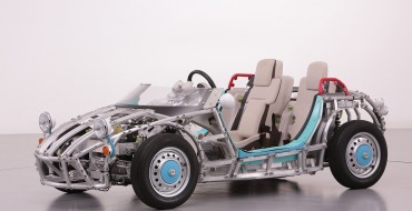 Toyota Camatte Concept Caters to Kids (Both Big and Small)