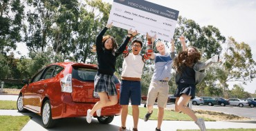 [VIDEO] Toyota Teen Driver Video Challenge Names Grand Prize Winners