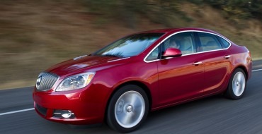 2015 Buick Verano Safety Confirmed by NHTSA