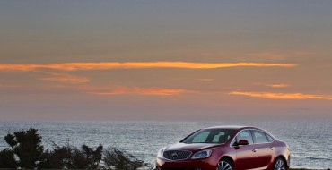 2015 Buick Verano Receives Multiple Tweaks