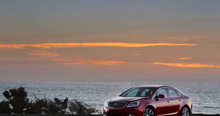 2015 Buick Verano Receives Multiple Tweaks