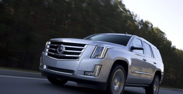 2015 Cadillac Escalade Exterior: It's All in the Detail