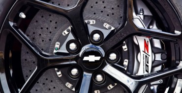 2015 Camaro Z/28 Brembo Brakes: Spotlight