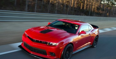 2015 Camaro Updates Are Few But Important