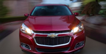 We Get Very Few Updates for the 2015 Chevy Malibu