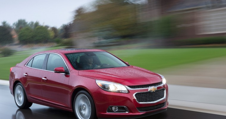 GM Canada Sales Up 12% in August