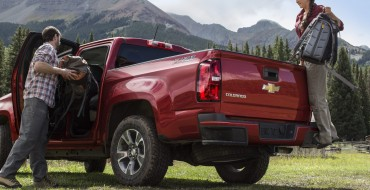 Chevy Pickup Trucks Power Bowtie Brand's May Sales Gains