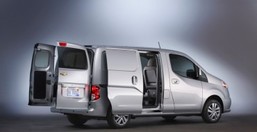 2015 Chevy City Express Overview
