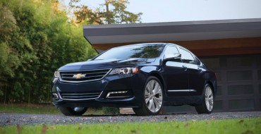 Chevy Impala Named Best Large Sedan by Consumer Reports