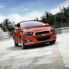 2015 Chevy Sonic Updates Announced