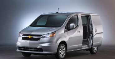 Chevrolet Announces 2015 City Express Fuel Economy
