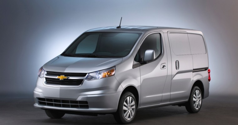 Chevrolet Reportedly Discontinues the Chevrolet City Express