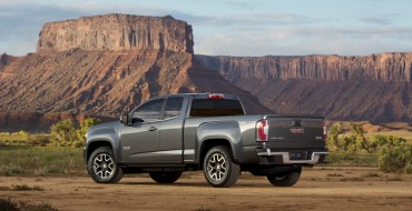 Four Special Edition GMC Canyons on the Way?