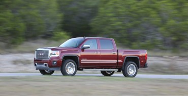Sierra Denali Magnetic Ride Control Is Segment First