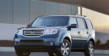2016 Honda Pilot Launching Later this Year