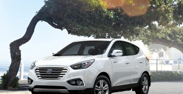 First Hyundai Tucson Fuel Cell Sold Yesterday