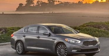 Kia K900 Wins Decisive Magazine 2015 Urban Car of the Year Award