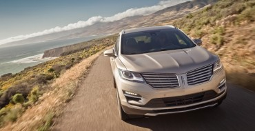 Lincoln May Sales Up 21 Percent, MKC Debuts Strong